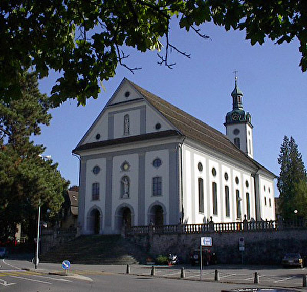 Pfarrkirche St. Leonard