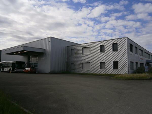Umbau Fishergebäude