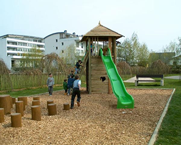Kinderspielplatz Anglikon