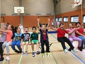 Sunday Kidsports Wohlen Junkholzturnhalle