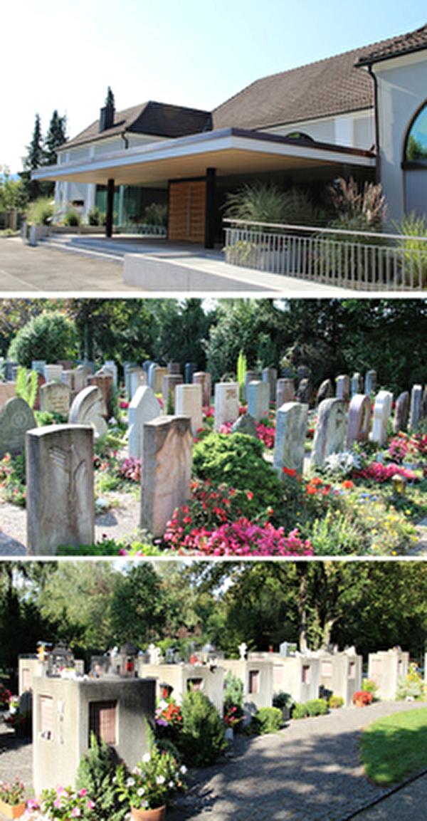 Friedhof Wohlen