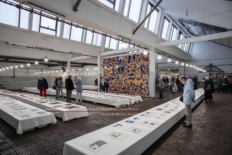 Ausstellungen Kunstkommision