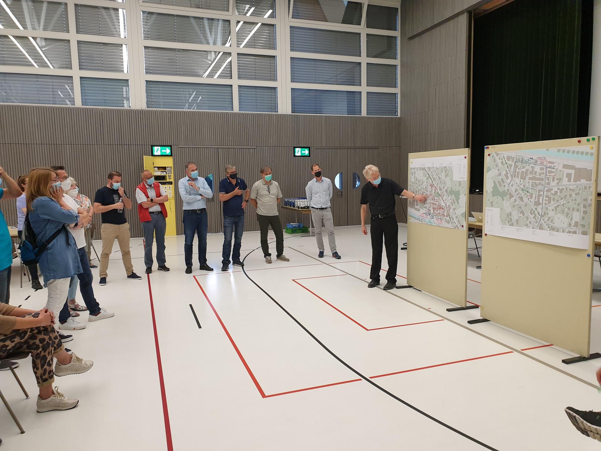 Präsentation während dem Workshop vom 02.06.2021