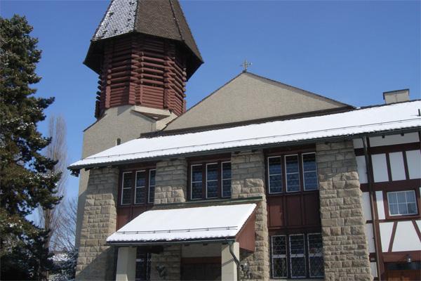 katholische Kirche Heerbrugg
