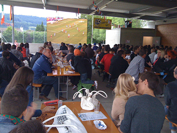 Public Viewing Heerbrugg 2012