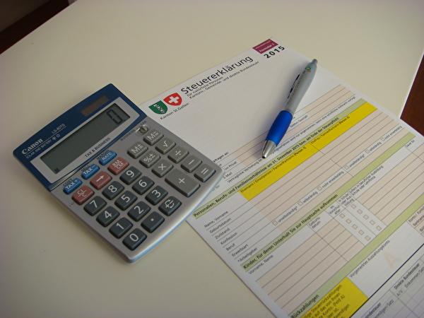 Steuerabschluss