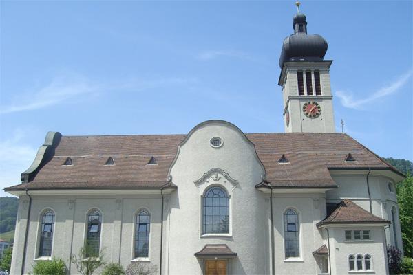 katholische Kirche Au