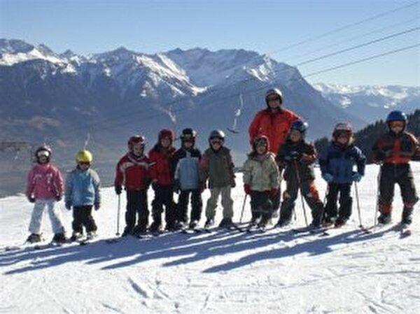 Wintersport auf dem Buchserberg