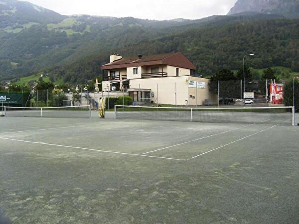 Ansicht Tennis- und Sportcenter Seidenbaum