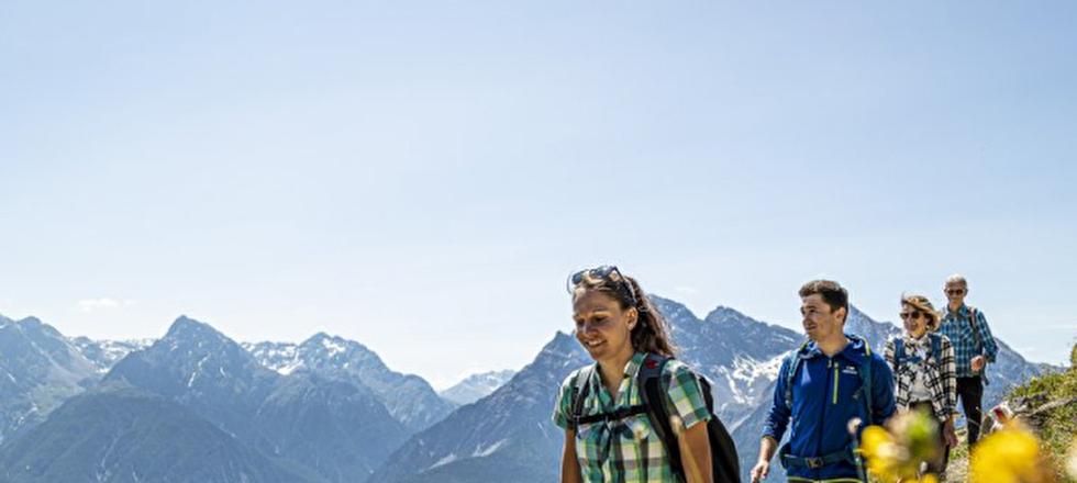 Tourismus Wartau