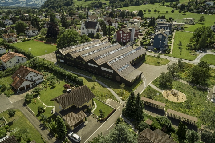 Bild Schulhaus Feld