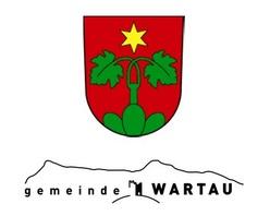 Wartauer Wappen mit Logo