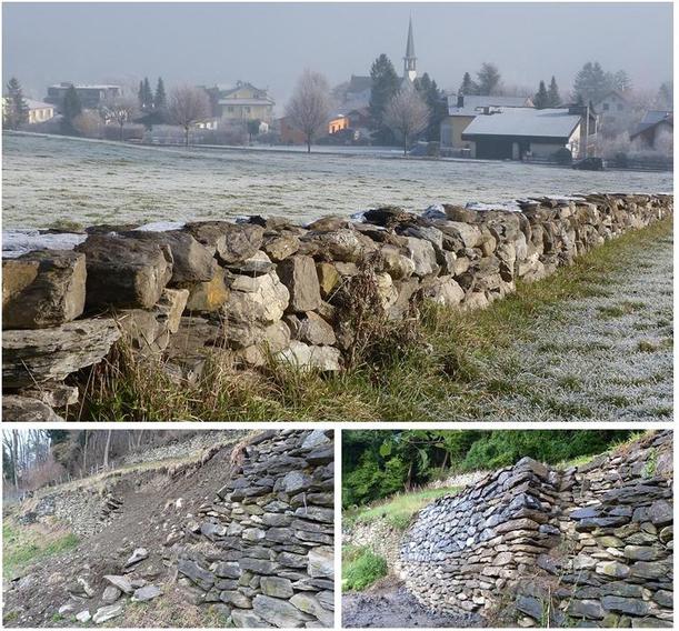 Bild Trockenmauer