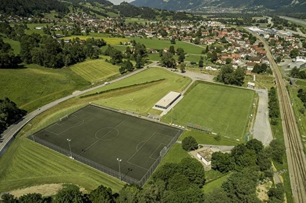 Sportplatz Gufalons