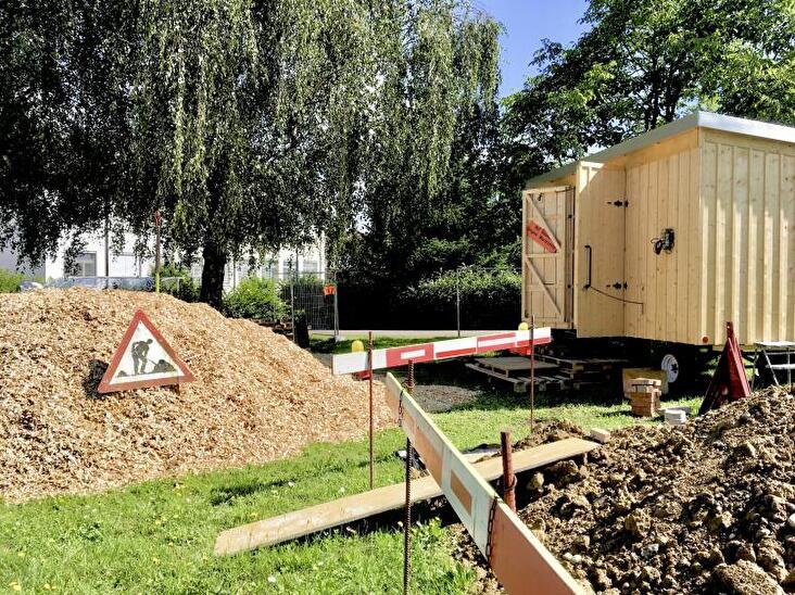 Kinderbaustelle Oberuzwil