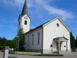 Katholische Kirche Niederglatt
