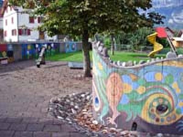 Spielplatz Kindergarten Seez / Schils
