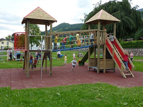Spielplatz Kirchbünte