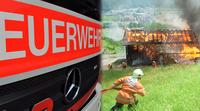 Einsatz Feuerwehr Flums
