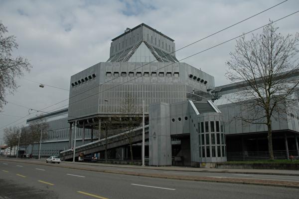 Postbetriebszentrum Mülligen