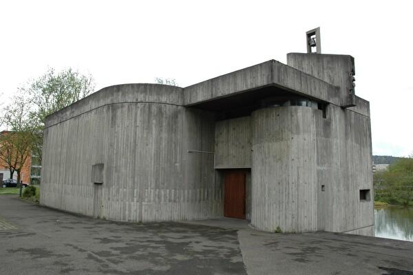 Verschobene Spitalkapelle