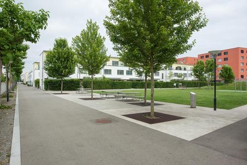 Pocketpark Spielplatz