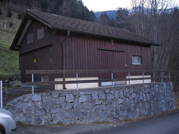 Maschinenhaus Kraftwerk Oberholz