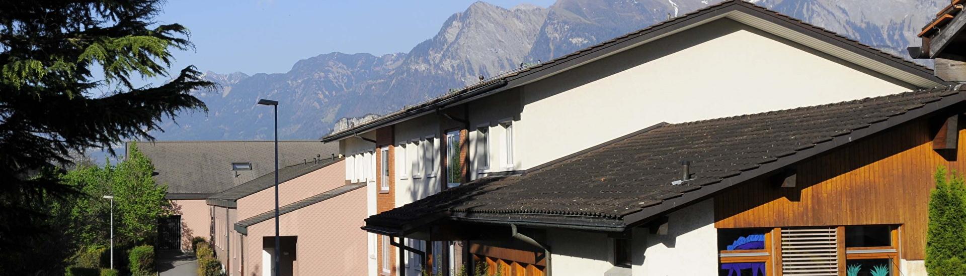 Schulhaus Brüel Wangs