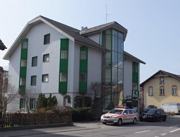 Polizeistation Schänis
