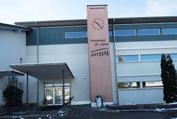 Primarschule und Kindergarten St. Antoni