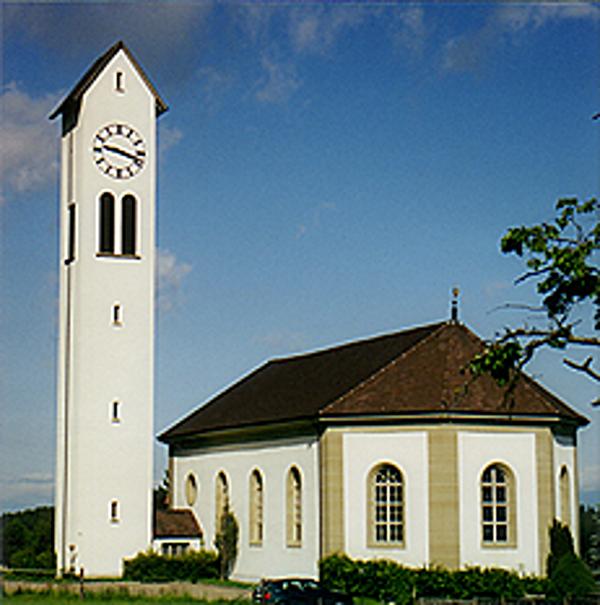 Reformierte Kirche St. Antoni