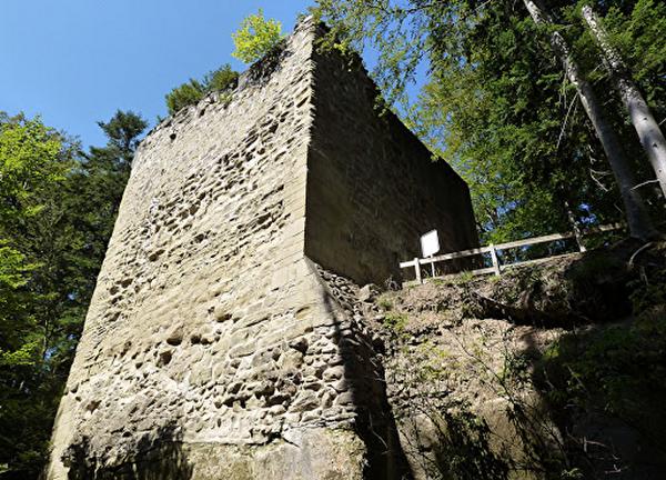 Ruine Maggenberg