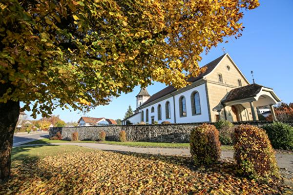 Pfarrkirche Tafers