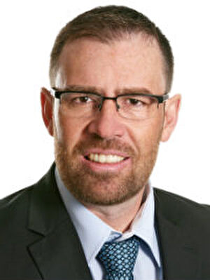 Thomas Gfeller. Grossstadtrat