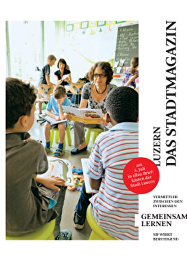 Luzern - Das Stadtmagazin (Nr. 4/2010)