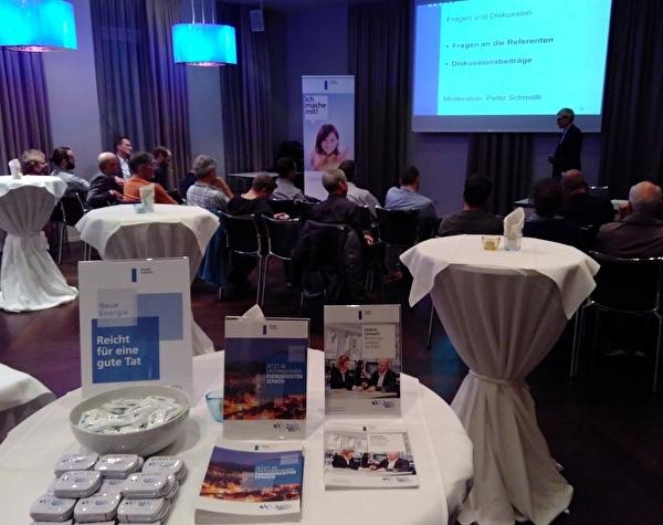Veranstaltung «energisch optimieren»