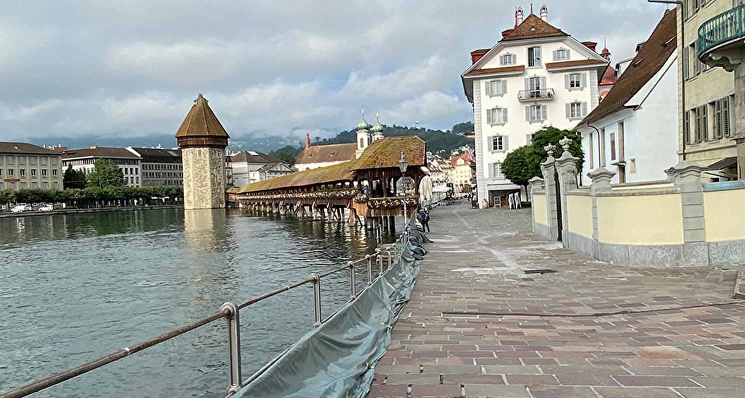 Rathaussteg Luzern