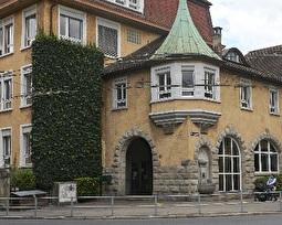 Schulhaus Moosmatt