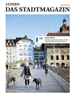 Stadtmagazin Nr. 1/2019