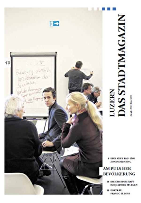 Stadtmagazin Nr. 1/2013