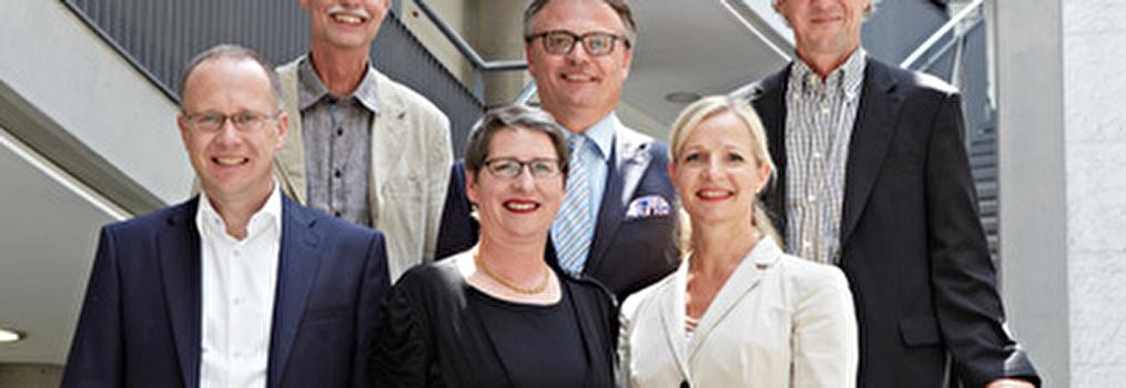 Der Stadtrat für die Amtsdauer vom 1. September 2012 bis 31. August 2016