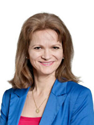 Sandra Felder-Estermann. Grossstadträtin