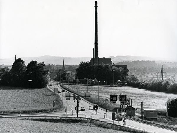 Kehrichtverbrennungsanlage - eine Kathedrale der Moderne?