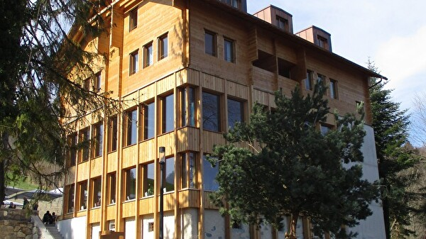 Gasthaus Hergiswald: Highlight der Architektur und Ökologie