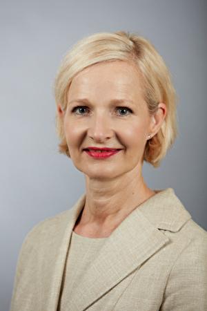 Stadträtin Manuela Jost