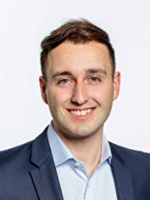 Marco Baumann. Grossstadtrat