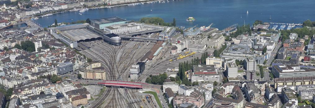 Durchgangsbahnhof: Ausschreibung Testplanung