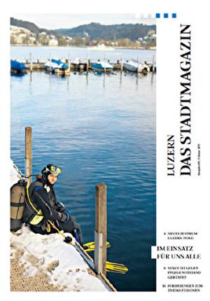 Luzern - Das Stadtmagazin Nr. 1/2011