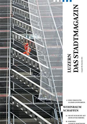 Luzern - Das Stadtmagazin Nr. 5/2012
