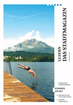 Luzern - Das Stadtmagazin Nr. 4/2011